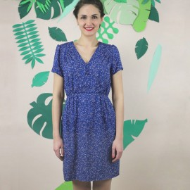 Sewing pattern République du Chiffon Dress - Arlette