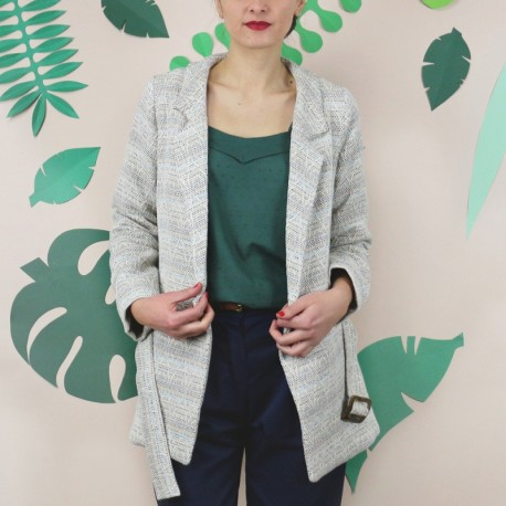 Sewing pattern République du Chiffon Jacket - Pollie