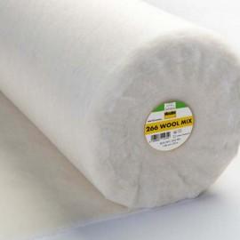 Ouatine 266 Wool mix Vlieseline x 10 cm