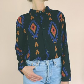Sewing pattern République du Chiffon Blouse - Hedwige