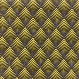 Tissu coton Patou - gold x 10cm