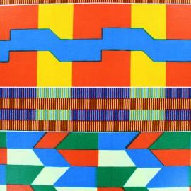 Tissu Wax - Adila x 10cm