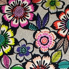Tissu Alexander Henry Acapulco - Fleurs x 31cm