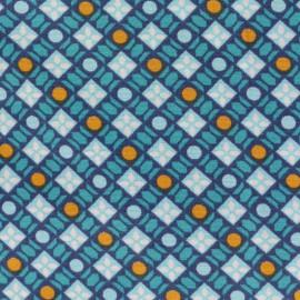 Tissu coton Oeko-Tex Petit Pan Callune - sky x 10cm