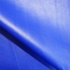 Simili cuir bleu roy