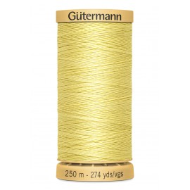 Natural Cotton Sewing Thread Gutermann 250m - N°349