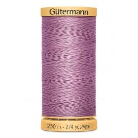 Bobine de Fil à coudre coton naturel Gutermann 250m - N°3526