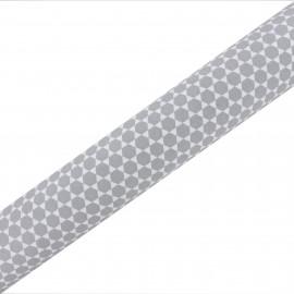 Tissu adhésif haute qualité Pulsar - Gris (45cm x 250 cm)