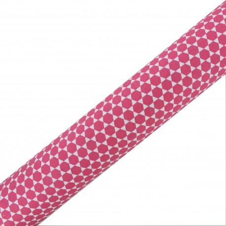 Tissu adhésif haute qualité Pulsar - Grenadine (45cm x 250 cm)