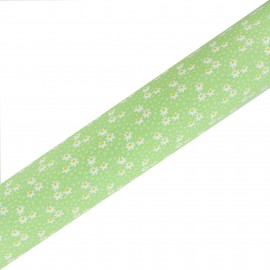 High Quality Adhesive fabric Midinette - Green (45cm x 250cm)