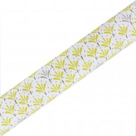 Tissu adhésif haute qualité Palmito - Tilleuil (45cm x 250 cm)