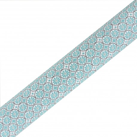 High Quality Adhesive fabric Noanne - Celadon (45cm x 250cm)