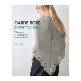 "Book ""Garde-robe printemps-été"""