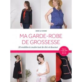 "Livre ""Ma Garde-robe de grossesse"""