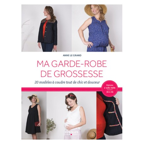 "Book ""Ma Garde-robe de grossesse"""