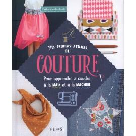 """Livre """"Mes premiers ateliers de couture"""""""