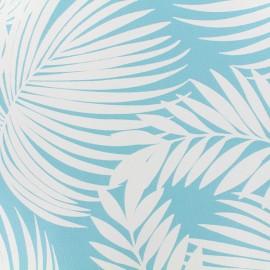 Imitation leather Brésil - turquoise x 10cm