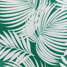 Imitation leather Brésil - green x 10cm