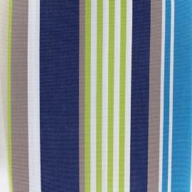 Tissu toile Plein Air Elba (320cm) - bleu anis x 10cm