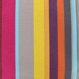 Tissu toile Plein Air Dralon® Carioca - fuchsia x 10cm