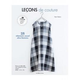 """Livre """"Leçons de couture"""""""
