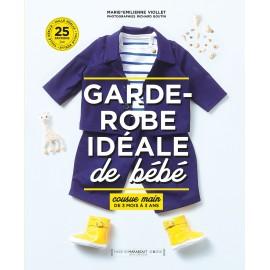 "Book ""Garde-robe idéale de bébé"""