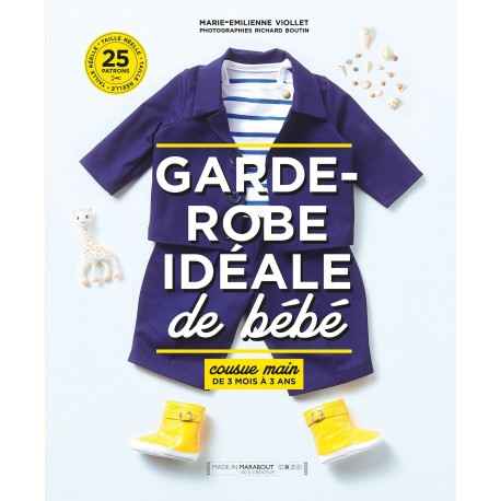 "Livre ""Garde-robe idéale de bébé"""