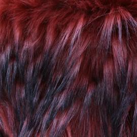 High quality fur Novare - red x 10cm