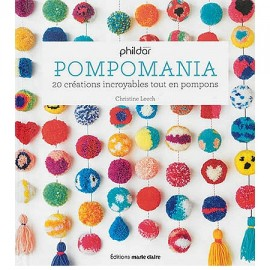 "Livre ""Pompomania"""