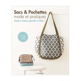 """Livre """"Sacs & Pochettes mode et pratiques"""""""