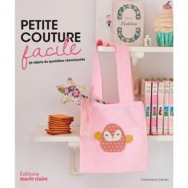 """Book """"Petite couture facile 30 objets du quotidien réenchantés"""""""