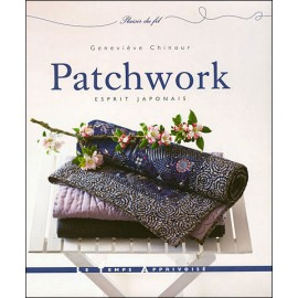 """Livre """"Patchwork esprit japonais"""""""