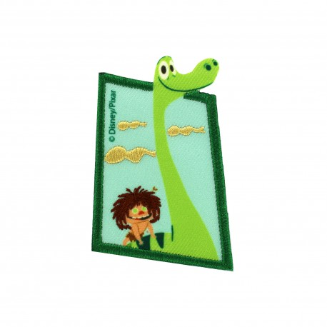 Embroidered Iron on patch The Good Dinosaur - C