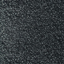 Fusible sheet - Black/Silver x 1
