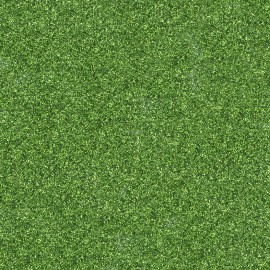 Feuille thermocollante paillettes vert olive x 1
