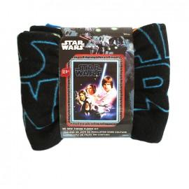 No-sew fleece blanket kit - Stars-War