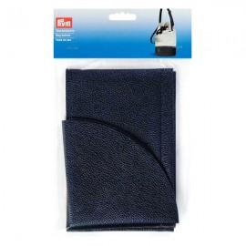 Faux leather bag bottom Prym Charlotte - blue