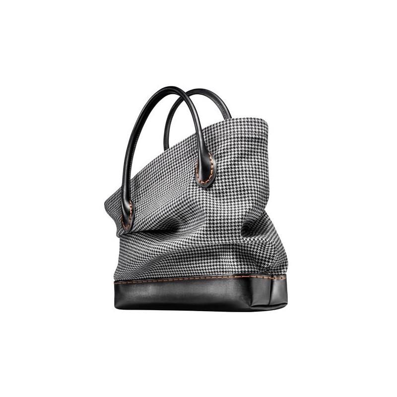 52862b0de5 Fond de sac en simili cuir Prym Caroline - noir - Ma Petite Mercerie