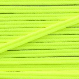 Vivo 2mm Braided Strip - neon yellow x1m