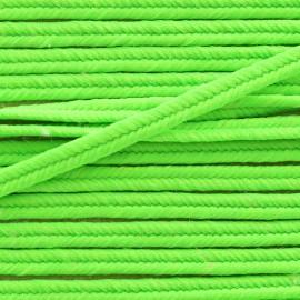 Vivo 2mm Braided Strip - neon green x1m