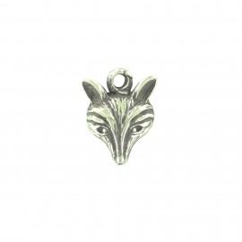 Breloque renard avec anneau