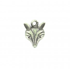 Fox charm with ring