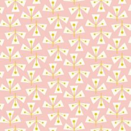 Tissu coton Dashwood Confetti - Dotty Leaf x 10cm