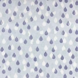 Tissu coton Dashwood Birdsong- Raindrops  x 10cm