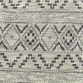 Tissu jersey jacquard - Aztèque x 10cm