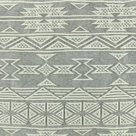 Tissu jersey gaufré - Maya x 10cm