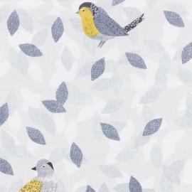 Tissu coton Dashwood Birdsong- Birds x 31cm