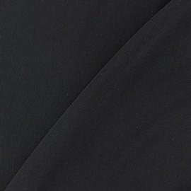 Tissu gainant résille silhouette - noir x 10 cm