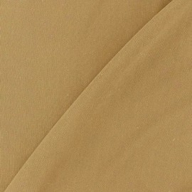 Tissu gainant résille silhouette - beige x 10 cm
