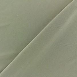 Tissu gainant résille silhouette - nude x 10 cm
